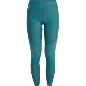 Skins Series-5 Long Tights Women, teal